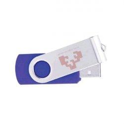 MEMORIA USB 16GB AZUL UPV/EHU
