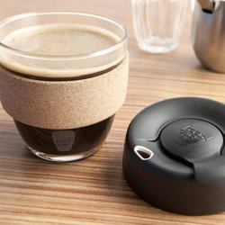 KEEPCUP BREW CORK M UPV/EHU VASO SOSTENIBLE