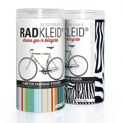 RADKLEID, DRESS YOUR BICYCLE REMEMBER