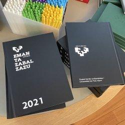 AGENDA ANUAL UPV/EHU 2021