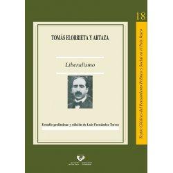 LIBURUA LIBERALISMO: TOMÁS ELORRIETA Y ARTAZA