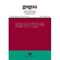 LIBURUA GOGOA 22