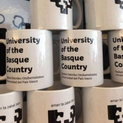 MINI MUG KAFE BASQUE COUNTRY UPV/EHU
