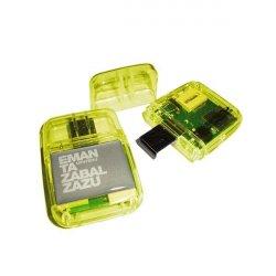 USB 2.0 TXARTEL IRAKURGAILUA UPV/EHU