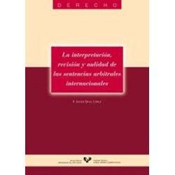 LIBURUA LA INTERPRETACIÓN REVISIÓN Y NULIDAD DE LA
