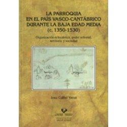 LIBURUA LA PARROQUIA EN EL PAIS VASCO-CANTABRICO D