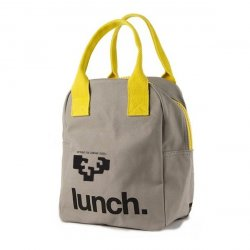 ZIPPER LUNCH BAG, LUNCH, UPV EHU