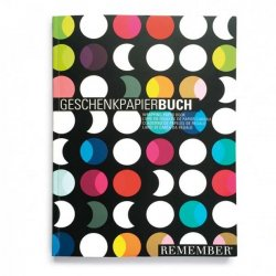 WRAPING PAPER BOOK REMEMBER