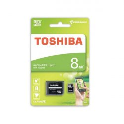 MICRO SD CARD TOSHIBA 8GB