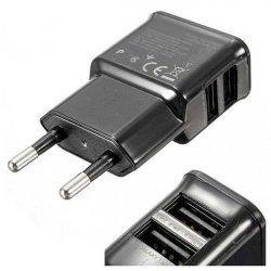 CARGADOR USB 2ENTRADAS
