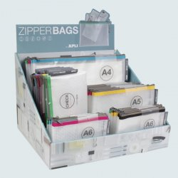 ZIPPER BAG A6 APLI