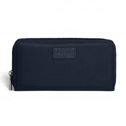 CARTERA ZIP AROUND WALLET PLUME LIPAULT