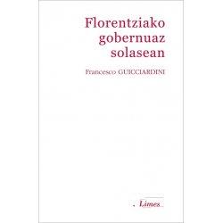 LIBURUA FLORENTZIAKO GOBERNUAZ (LIMES 25)