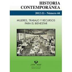 LIBURUA HISTORIA CONTEMPORÁNEA Nº44. MUJERES
