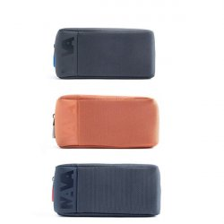 CROSS CABLE POUCH NAVA