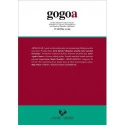 LIBURUA GOGOA Nº19 URRIA 2019