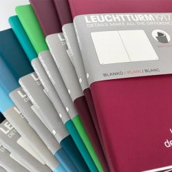 NOTEBOOK COMPOSITION B5 T/BLANDA LISO LEUCHTTURM